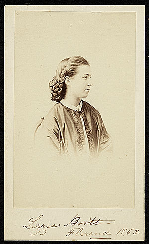 Elizabeth Boott - Lizzie Boott Duveneck