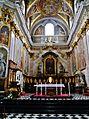 Ljubljana Kathedrale St. Nikolaus Innen Chor 5.JPG