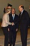 Llegada de Theresa May, primera ministra del Reino Unido (32239633068).jpg