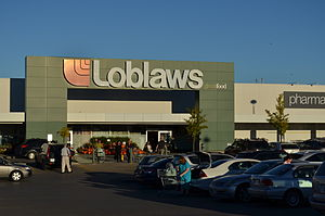 Loblaws - Image: Loblaws Yonge And Bernard