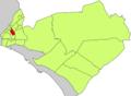 Localització de Son Gotleu respecte del Districte de Llevant.png