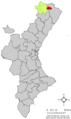 Localització de Vallibona respecte del País Valencià.png