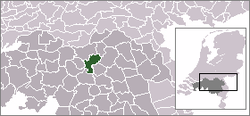 Location of Sint-Michielsgestel