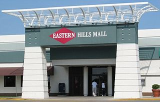 Eastern Hills Mall Shopping mall in Clarence, New York, a suburb of Buffalo