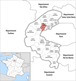 Locator map of Kanton Courbevoie-2.png