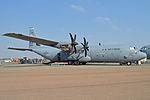 Lockheed C-130J-30 Hercules '88605 - RS' (16700438600).jpg