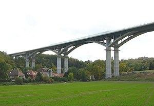 Lockwitztal Bridge