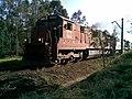 Locomotiva de comboio que passava sentido Guaianã na Variante Boa Vista-Guaianã km 208 em Salto - panoramio.jpg