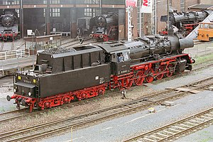 2-10-0 - A BR50.
