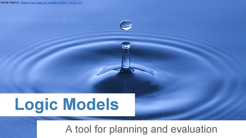 File:Logic Models - A tool for planning and evaluation.pdf