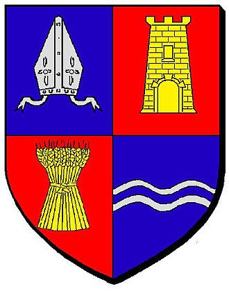 Alquines - Image: Logo de la commune d'Alquines