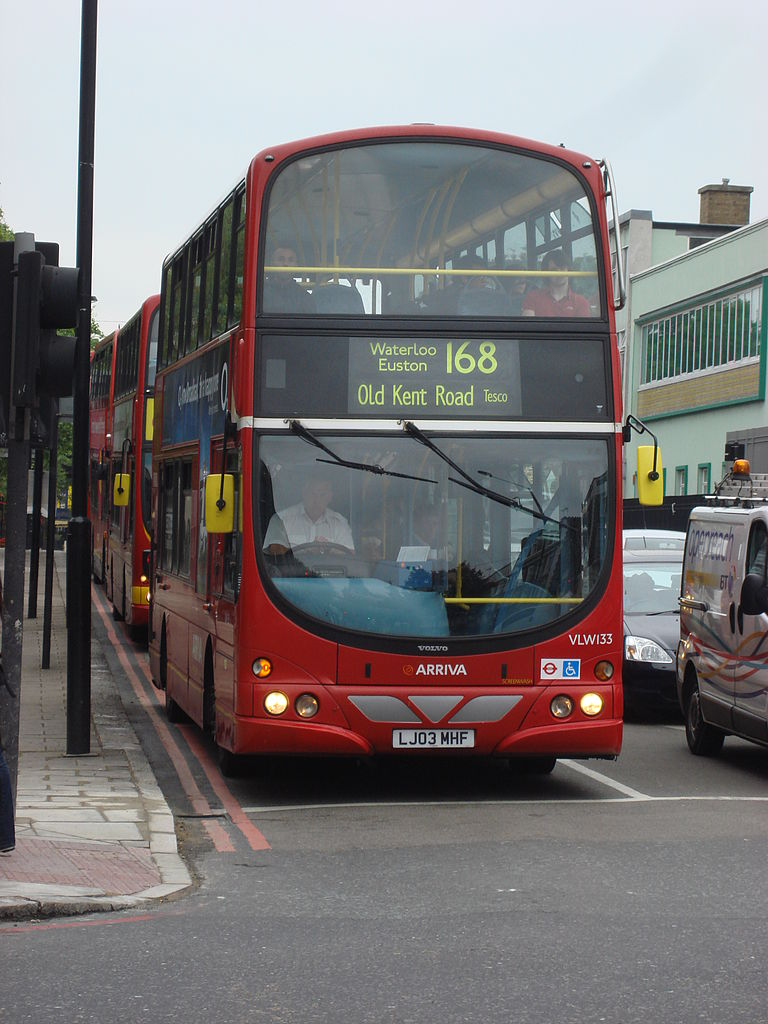 File:London Bus route 168 a jpg - Wikimedia Commons