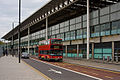 London Central bus AVL27 Volvo B7TL Alexander ALX400 V127 LGC St Pancras station, London 25 April 2009.jpg