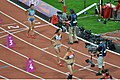 London Olympics 2012 - Women's heptathlon 800m Heat 3.jpg