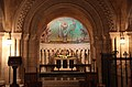 Looking S at Resurrection Chapel - National Cathedral - DC.JPG