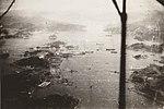 Looking east towards Nagasaki, August 1, 1945.jpg