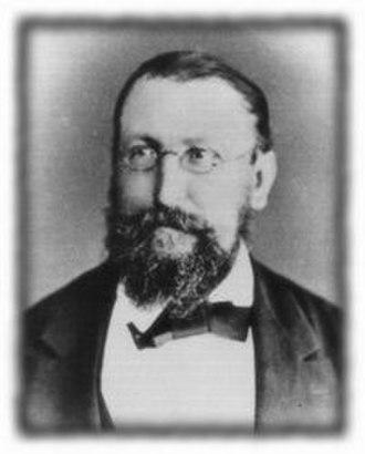 Paul Günther Lorentz - Paul Günther Lorentz (1835–1881)