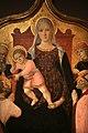 Lorenzo da sanseverino, madonna col bambino tra i ss. antonio abate, marco, severino e sebastiano, 1490-96 ca., 02.jpg