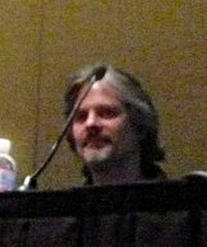 Lorne Lanning - Lanning at the Moscone Center (2009)