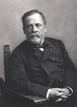 Louis Pasteur - Photograph by Nadar