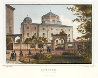 Semper Synagogue