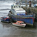 Low tide at Penryn 2 (3471170667).jpg