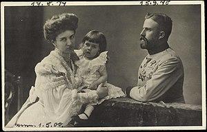 Prince Ludwig Gaston of Saxe-Coburg and Gotha - Image: Luís de Saxe Coburgo e Bragança