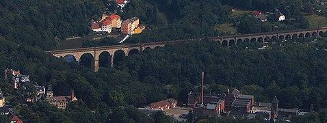 Luftbild Eisenbahnviadukt Lausitzer Neisse 2008 Pehlemann cropped.jpg