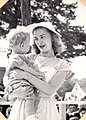 Lumberman's Picnic, 1947 - Winner of Baby Contest (21906243764).jpg