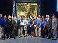 Luther Strange BASF Huntsville's 400 millionth catalyst 1.jpg