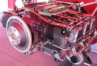 Lycoming O-540 - Lycoming TEO-540