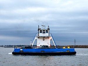 Lynchburg Ferry - The Lynchburg Ferry