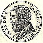 Lysander-Sparta