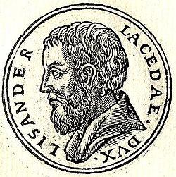 definition of lysander