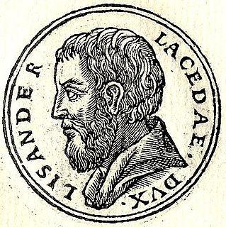 Spartan admiral