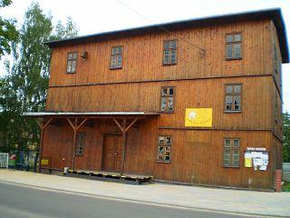Lipusz Village in Pomeranian Voivodeship, Poland