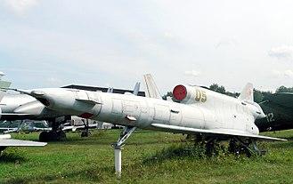 Tupolev Tu-141 - Tu-141 Strizh at Central Air Force Museum, Monino, Russia
