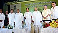 M. Veerappa Moily launching the Direct Benefit Transfer Scheme for LPG Consumers, at Tumkur (Karnataka) on June 01, 2013. The Chief Minister of Karnataka, Shri Siddaramaiah and other dignitaries are also seen.jpg