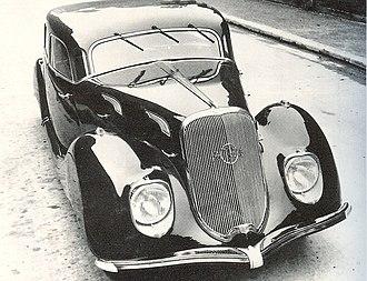 Panhard - 1937 Panhard et Levassor Dynamic