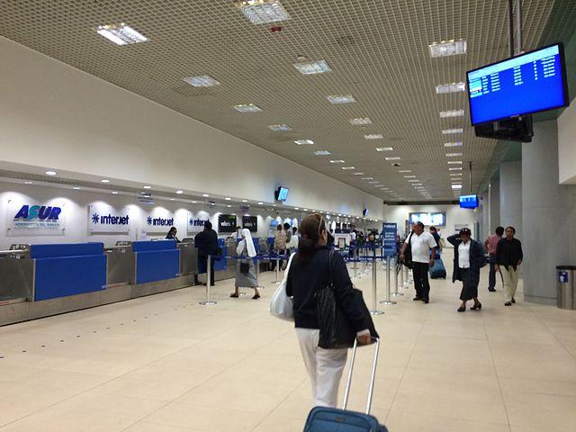 Aeroporto Internazionale di Mérida