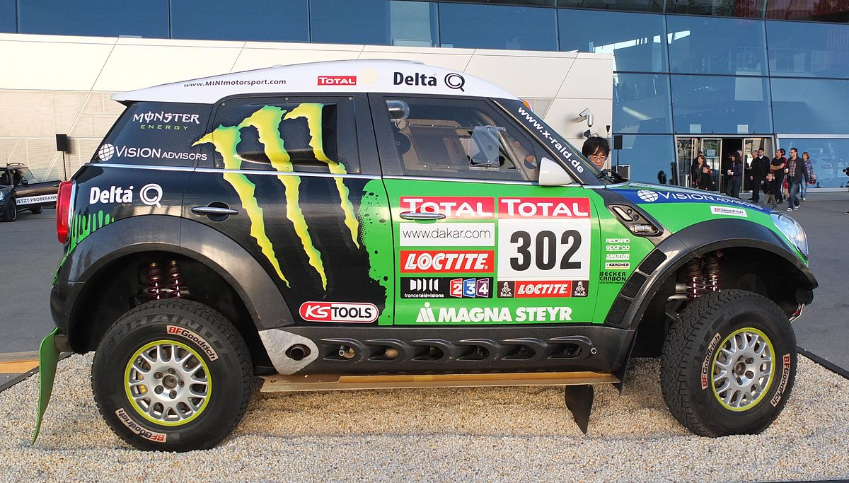 Mini All4 Racing Wikipedia
