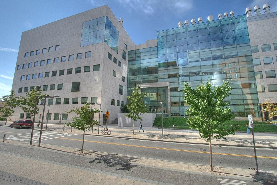 MIT Building 46 wide
