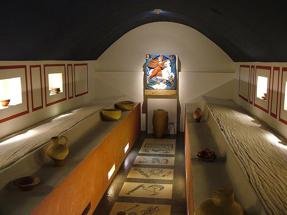 MPO mithras-heiligdom
