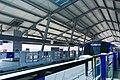 MRT Bang O - Train approaching platform - Tao Poon side.jpg