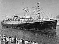 MV Georgic Australien, Februar 1949 (Ernte 2).jpg