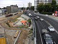 Maastricht 2012 A2 tijdens bouw tunnel 1.JPG