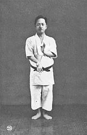 Kenwa Mabuni, founder of Shitō-ryū Karate