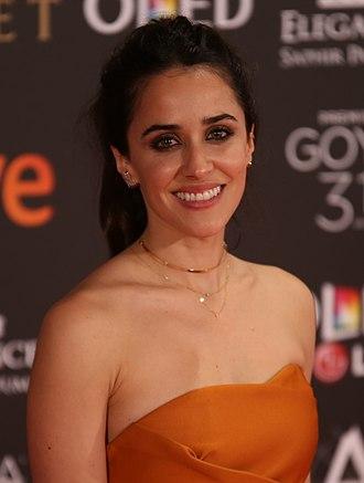 Macarena García - Macarena García at the Goya Awards in 2017