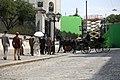 Madame Nobel - film set at the Embassy of France in Vienna May 2014 18.jpg