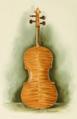Maggini Dumas violin back.png